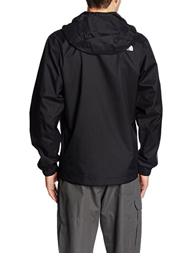 The North Face Herren Regenjacke Quest, tnf black, M, 0617932968096 -