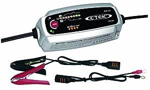 Ctek MXS 5.0T Chargeur de Batterie 12 V (Avec compensation automatique de la température)