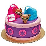 Party Supplies - Littlest Pet Shop Cake Toppers