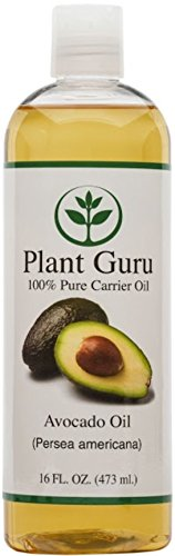 best hair color for olive skin Avocado Oil 16 oz