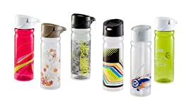 Planet Zak Designer Water Bottle Collection