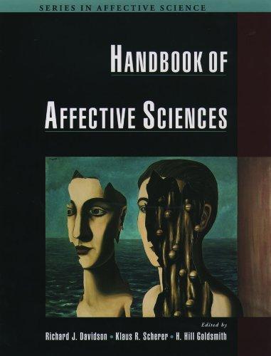 Richard J. Davidson - Handbook of Affective Sciences