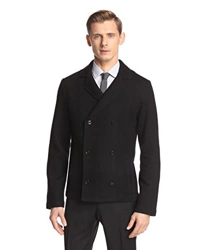 Z Zegna Men's Double Breasted Jacket