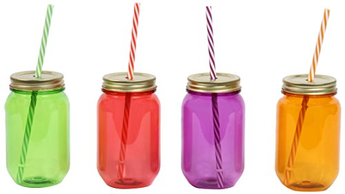 Custom Tumblers With Straw front-1046965