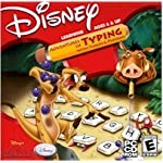 Disney Adventures in Typing with Timon and Pumbaa