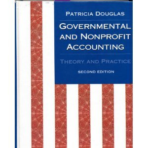 Government & Nonprofit Accounting (Dryden Press Series in Accounting)