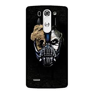Face of Mutant Back Case Cover for LG G3 Beat