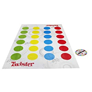 Twister Game by Hasbro Games