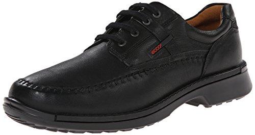 ECCO Men's Fusion Moc Oxford,Black,45 EU (US Men's 11-11.5 M) (Ecco Shoes compare prices)