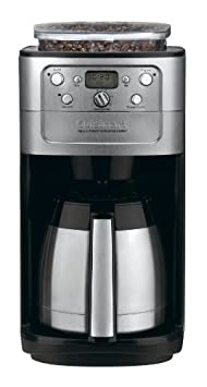 Cuisinart DGB-900BC Grind & Brew Thermal Coffeemaker