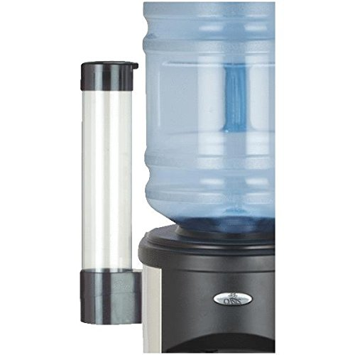 Oasis International 036760-002 Oasis Cup Dispenser-BLACK CUP DISPENSER