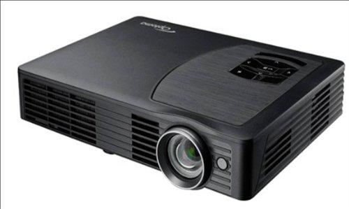 Optoma ML500 Ultra Portable LED DLP Projector (3000:1, 500 Lumens, 1280x800)