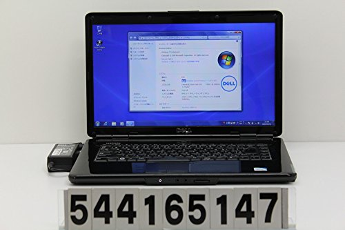 【中古】 DELL Inspiron 1545 Celeron 1.8GHz/2GB/320GB/Multi/15.6W/Win7