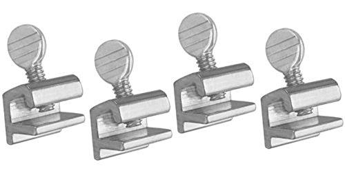 1 X Lot of 4 Pcs Sliding Window Lock (Window Safety Locks compare prices)
