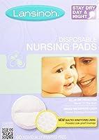 Lansinoh Disposable Nursing Pads - 60 ct by Lansinoh