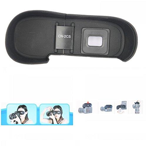 Two Eyes Open Shooting Camera Soft Eyecup Professional Binocular-Fixation Shade Soft Eyecup For Canon 600D/550D/500D/400D/300D/350D/100D 5Dmark Ii/6D/70D/60D