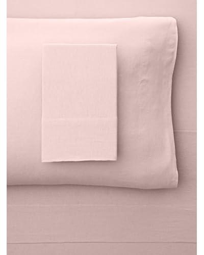 Nine Space Solid Linen Sheet Set