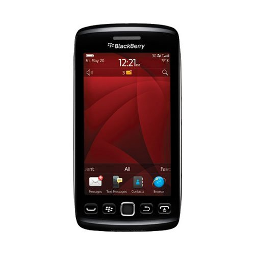 Verizon BB9850MOC BlackBerry Torch 9850 Replica Dummy Phone/Toy Phone, Black