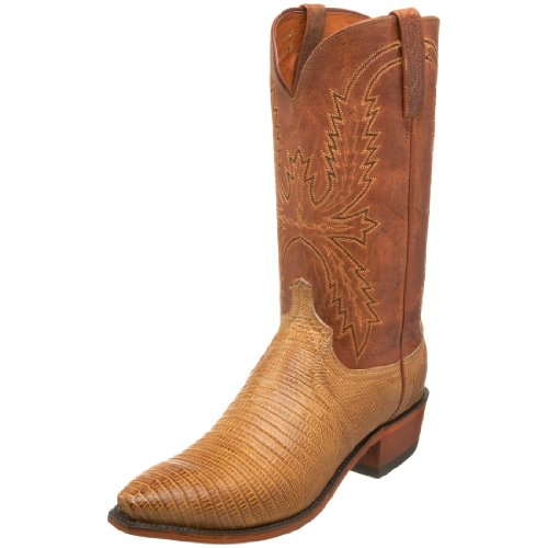 1883 by Lucchese Men's N1004.54 Western Boot,Old Nugg/Peanut,7.5 D US