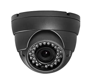 Starview 700TVL Sony CCD 2.8-12mm Varifocal Lens 36pcs infrared LEDs Night Vision Dome Camera