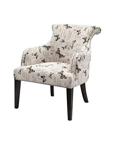 luxury home alexis accent chair multi prime for home