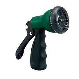 Orbit 58228D Lawn & Garden 7-Pattern Plastic Pistol Hose Spray Nozzle