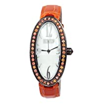 Effy Liberty Orange Sapphire 1.91 Tcw. Mother-of-Pearl Dial Ladies Watch #Z00Z103000
