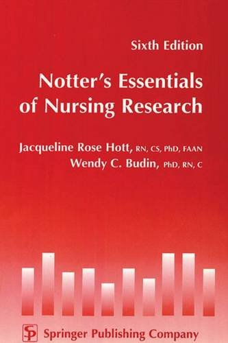 Notter'Aos Essentials of Nursing Research