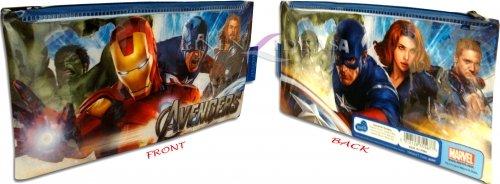 Anker Avengers Flat Pencil Case