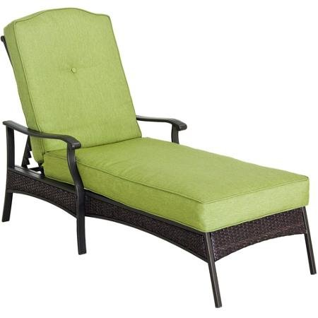 Better homes and gardens providence chaise lounge with uv for Better homes and gardens chaise lounge