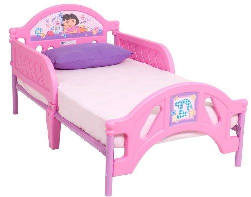 Nickelodean Dora the Explorer Toddler Bed