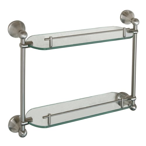 Surprising O Deals Barclay Products Kendall Double Glass Shelf Download Free Architecture Designs Scobabritishbridgeorg