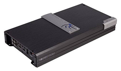 P1.1500D - Soundstream Monoblock Class D Picasso Series Amplifier
