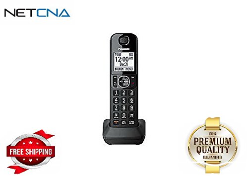 Panasonic KX-TGFA30 - cordless extension handset with caller ID/call waitin - By NETCNA (Panasonic Extension compare prices)