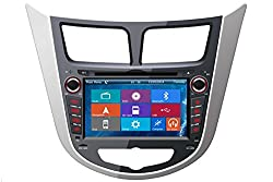 See Crusade Car DVD Player for Hyundai Accent 2011- Support 3g,1080p,iphone 6s/5s,external Mic,usb/sd/gps/fm/am Radio 7 Inch Hd Touch Screen Stereo Navigation System+ Reverse Car Rear Camara + Free Map Details