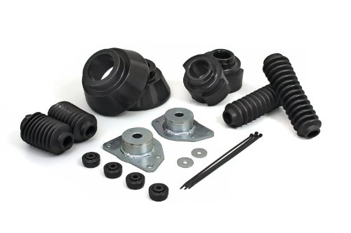 Daystar KJ09116BK Comfort Ride Front and Rear Strut Spacer Lift Kit (Jeep Liberty Lift Kit 2003 compare prices)