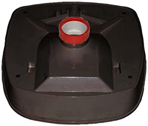 Hayward AXV060BK Black Upper Middle Body Replacement for Hayward Pool Cleaner at Sears.com
