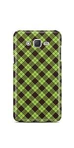 Casenation Tangy Checks Samsung Galaxy J7 Matte Case