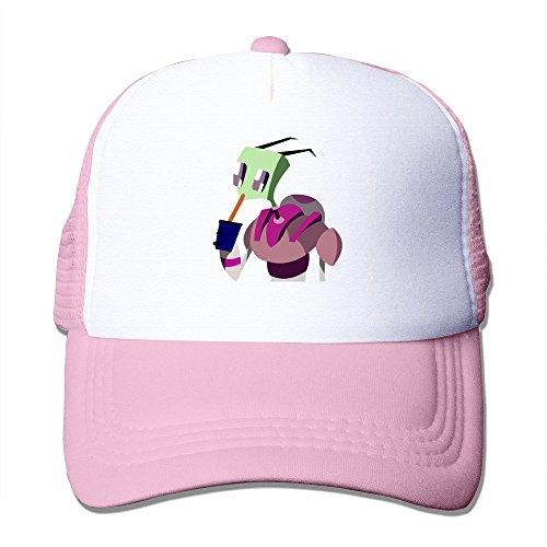 Vintage Invader ZIM Almighty Tallest Purple Adult Nylon Adjustable Leisure Hat