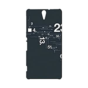 G-STAR Designer Printed Back case cover for Sony Xperia C5 - G5249