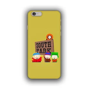 Caseque (Pro) South Park Back Cover for Apple iPhone 6 Plus