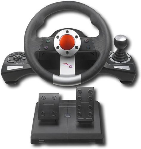 Ps3 Steering Wheel Racing Wheel For Ps3