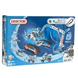 ERECTOR 15 MODEL SET Cable Command #6515