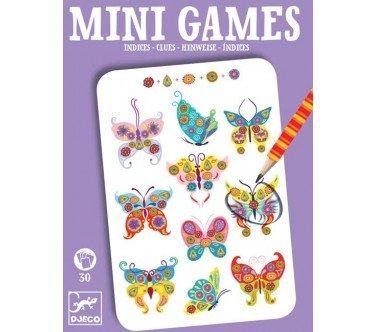 Djeco - Mini Game - Clues by Fedora