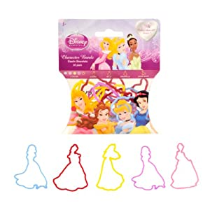 Forever Collectibles Disney Princess 1 Bandz