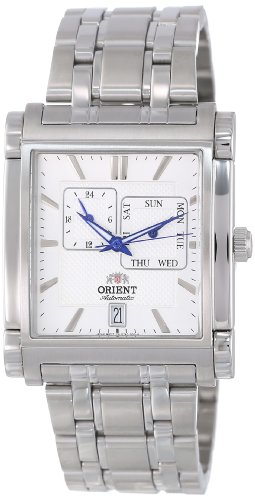 Orient Men's CETAC002W Multi-Eyes White Automatic Watch