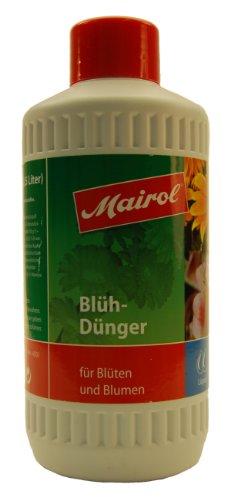 Mairol Blühdünger für Blüten und Blumen, flüssig,500ml
