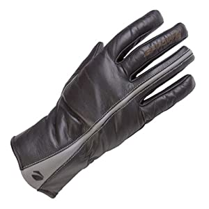 Spada Leather Gloves Thirty9 Panam Black/Grey