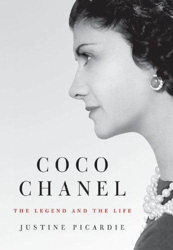 Coco Chanel:The Legend and the Life by Justine Picardie