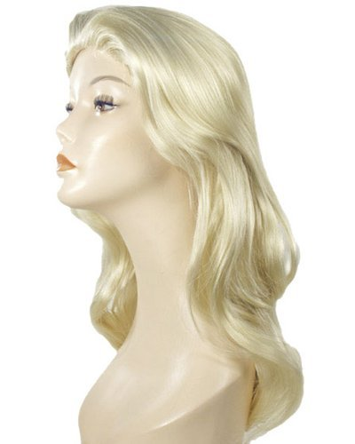 Bargain Version Classic Alice in Wonderland Disney Wig - Blonde